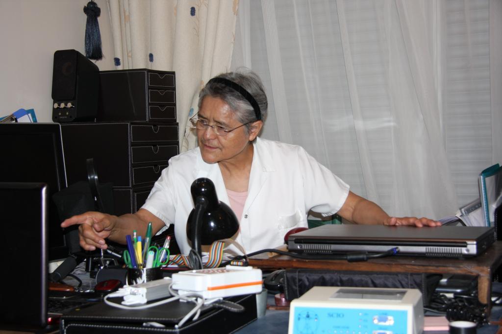 Norma Valdez Carranza, neurofeedback, neurothérapeute